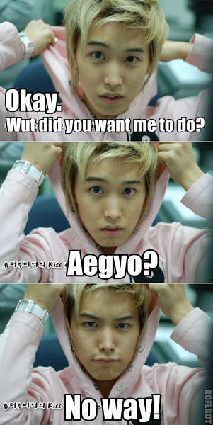 Super Junior Funny Pictures